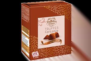 Truffe au chocolat