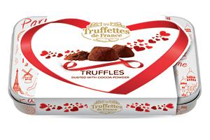 Leader mondial de la truffe au chocolat