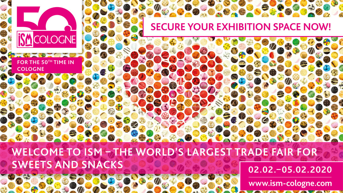 Chocmod expose lors de l'ISM 2020 à Cologne.