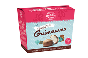 GUIMAUVE CHOCOLAT LAIT