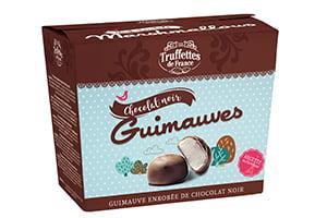 GUIMAUVE CHOCOLAT NOIR