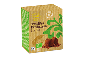 truffe bio nature 100g