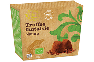 truffe bio nature 250g